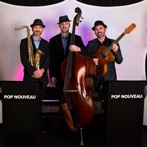 San Diego 30s Band | Pop Nouveau Jazz