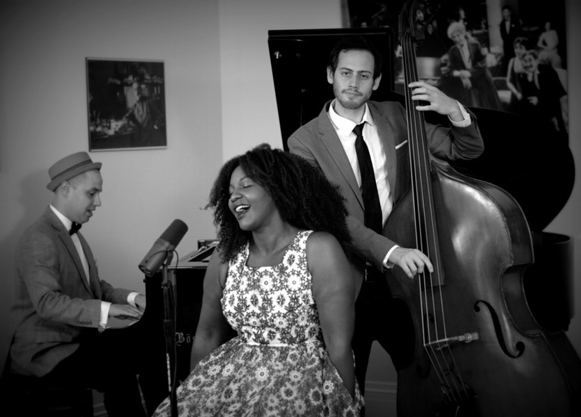 The Sean Stanley Trio & Miss Dior - Jazz Band - Toronto, ON