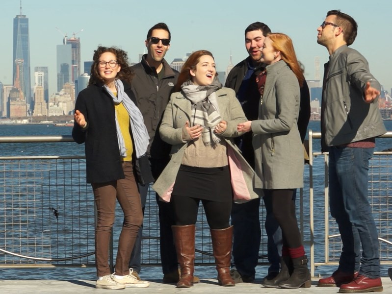 Concrete Vocal Band - A Cappella Group - New York City, NY