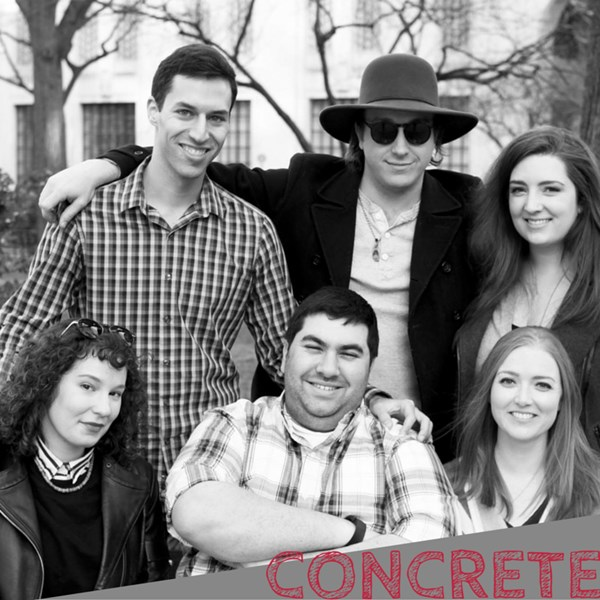 Concrete Vocal Band - Variety Band - New York, NY