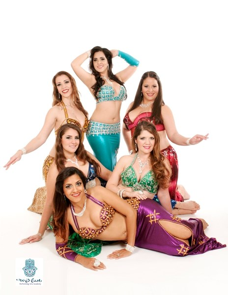 Azhar Dance Ensemble - Belly Dancer - Miami, FL