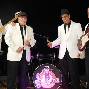 Jacksonville Beach 50s Band | The Silvertones Rock & Roll Revue