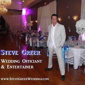 Steve Greer Wedding Officiant