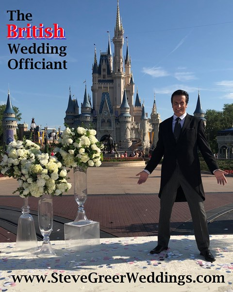 GMA Live Wedding at Magic Kingdom