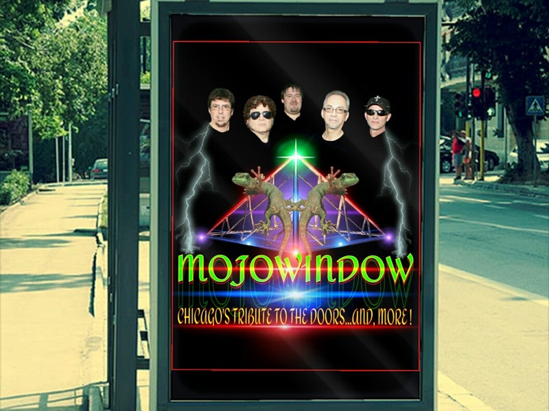 Mojowindow - Classic Rock Band - Chicago, IL