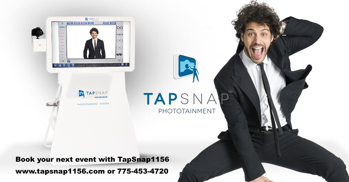 TapSnap1156 - Photo Booth - Reno, NV