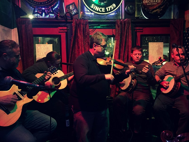 Sean Cleland Music - Irish Band - Chicago, IL