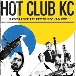 New Cambria 30s Band | Hot Club KC acoustic jazz