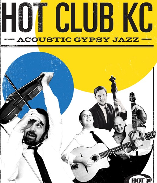 Hot Club KC acoustic jazz - Jazz Band - Kansas City, MO