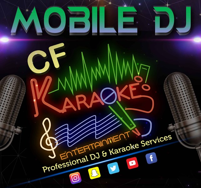 CF Karaoke Entertainment - Mobile DJ - San Diego, CA