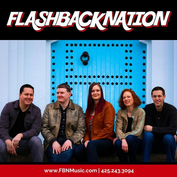 Flashback Nation - Dance Band - Issaquah, WA