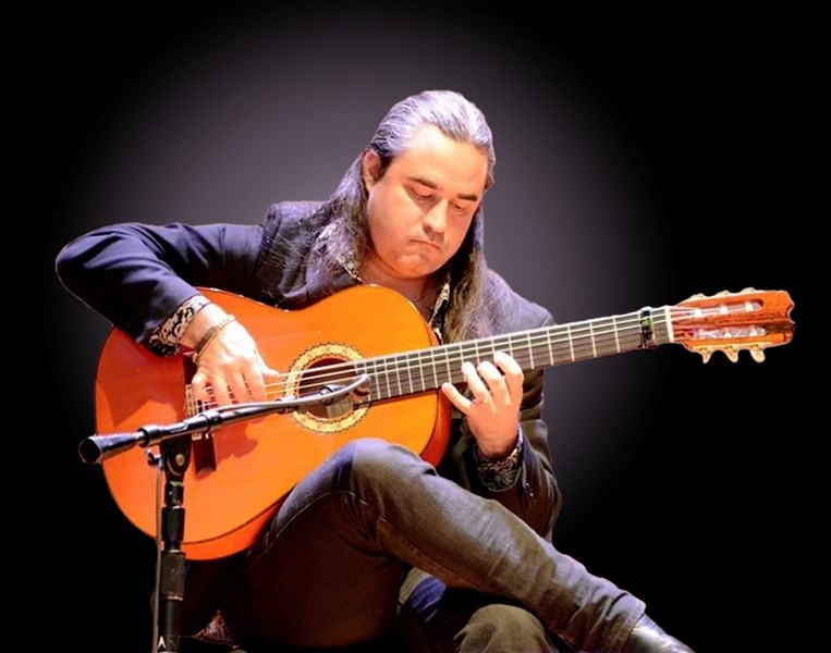 Ricardo Marlow - Flamenco & Rumba Guitarist - Flamenco Guitarist - Washington, DC