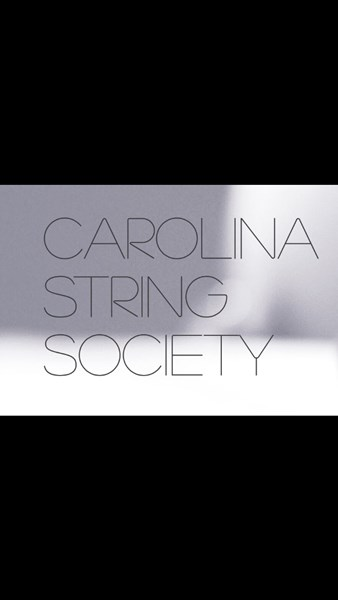 Carolina String Society - String Quartet - Raleigh, NC