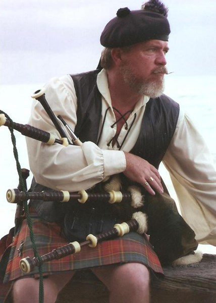 Michael E Hyde Bagpiper for All Occasions - Bagpiper - Vero Beach, FL