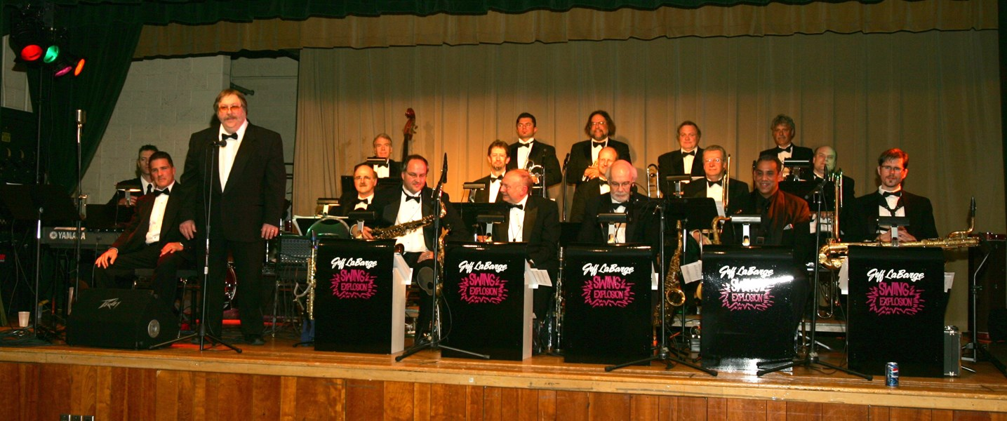 Swing Explosion - Big Band - New Berlin, WI