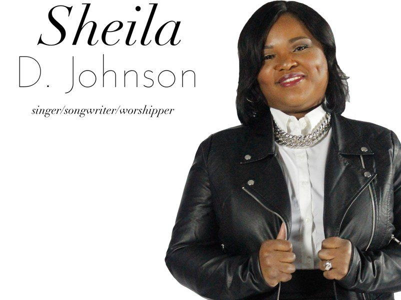 Sheila Donald-Johnson - Gospel Singer - Detroit, MI