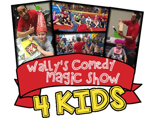 Wally's Comedy Magic Show 4 Kids - Comedy Magician - Bedford, TX