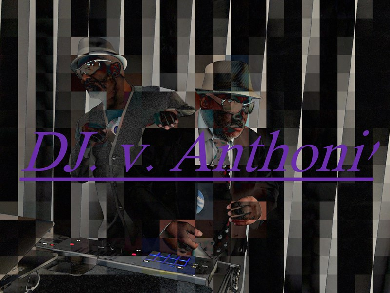 DJ.vAnthoni - Event DJ - Los Angeles, CA