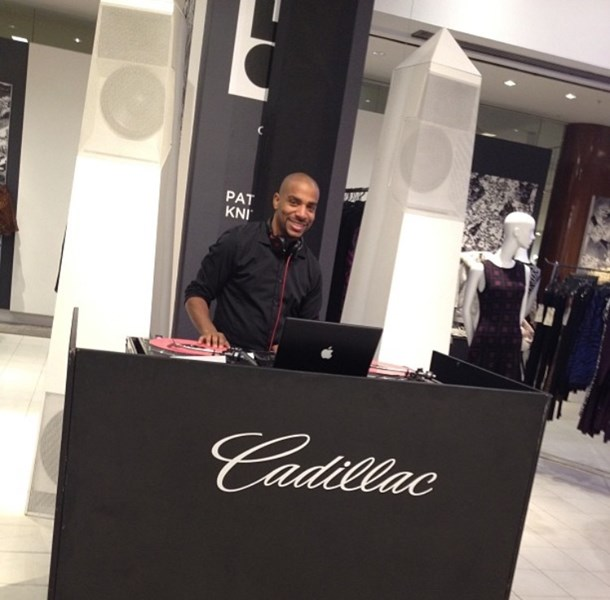 Saks 5th Ave - Cadillac Event