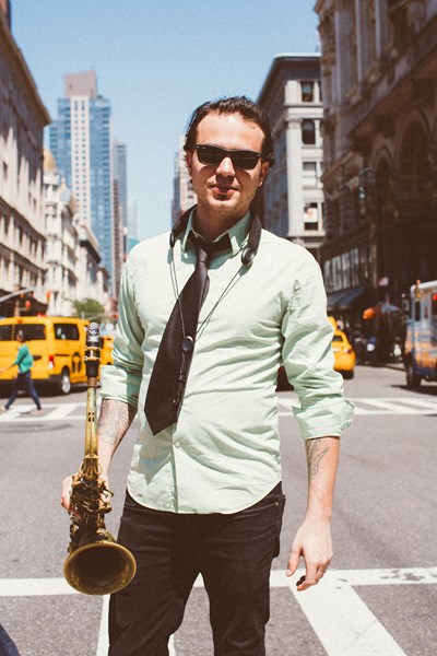 Gioel Severini - Jazz Saxophonist - New York City, NY