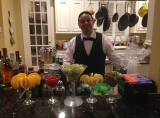 Antonio's Top Notch Events - Bartender - Houston, TX