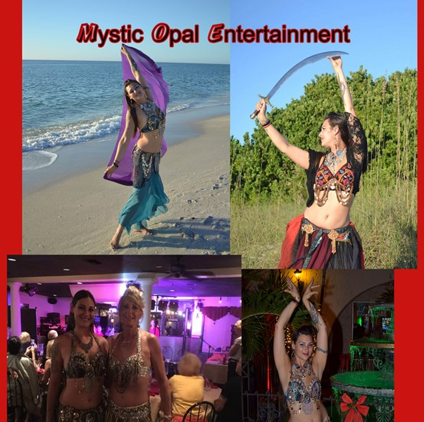 Mystic Opal - Belly Dancer - Venice, FL