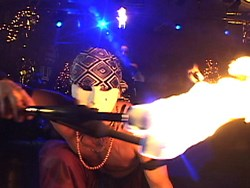 Creative Flame ~ Fire! Juggling! Circus! Sideshow! - Circus Performer - Wilmington, NC