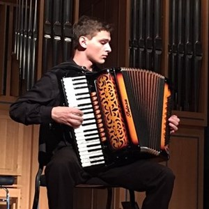St Petersburg, FL Accordion Player | Vince Demor - All American Accordionist