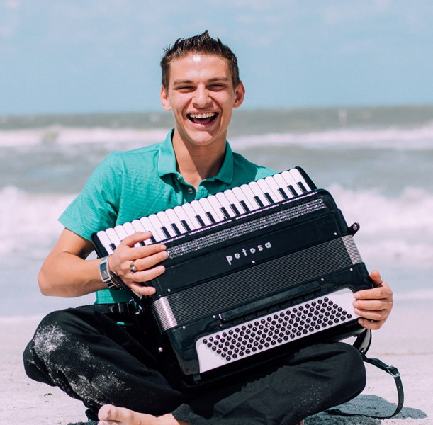 Vince Demor - All American Accordionist - Accordion Player - St Petersburg, FL