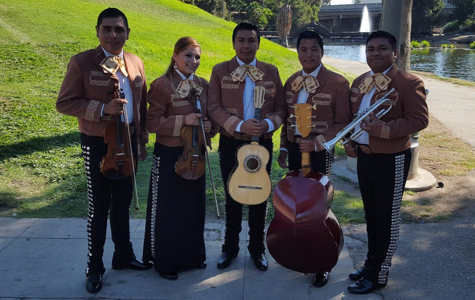 Mariachi Mi Jalisco - Mariachi Band - Los Angeles, CA