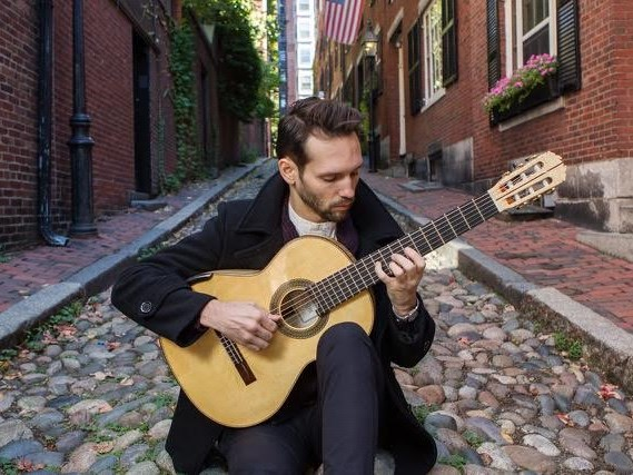 Tye Austin - Classical Guitarist - Boston, MA