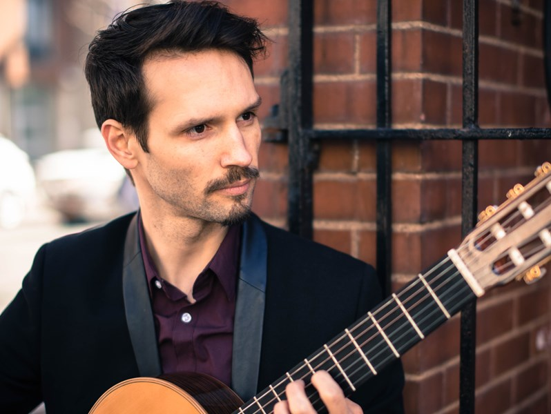Tye Austin - Classical Guitarist - New York City, NY