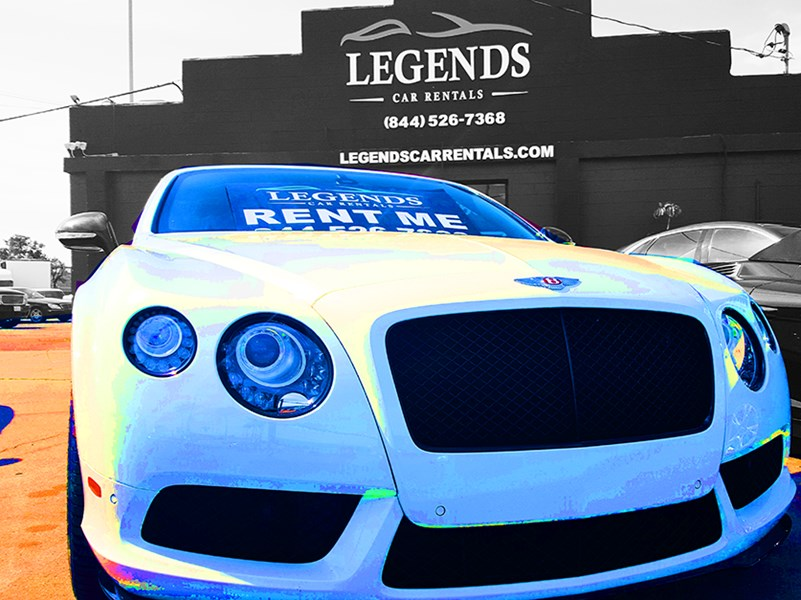 Legends Car Rentals - Classic Car Rental - Marina del Rey, CA