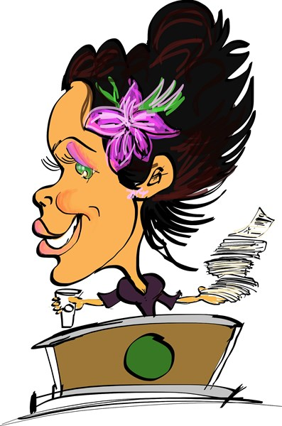 Convention Caricatures - Caricaturist - Las Vegas, NV