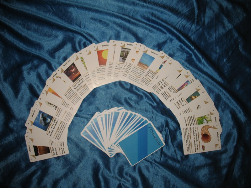 Messiah card game - published 2009