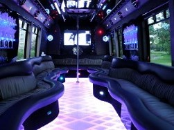 Uptown Party Bus  - Party Bus - Arlington, VA