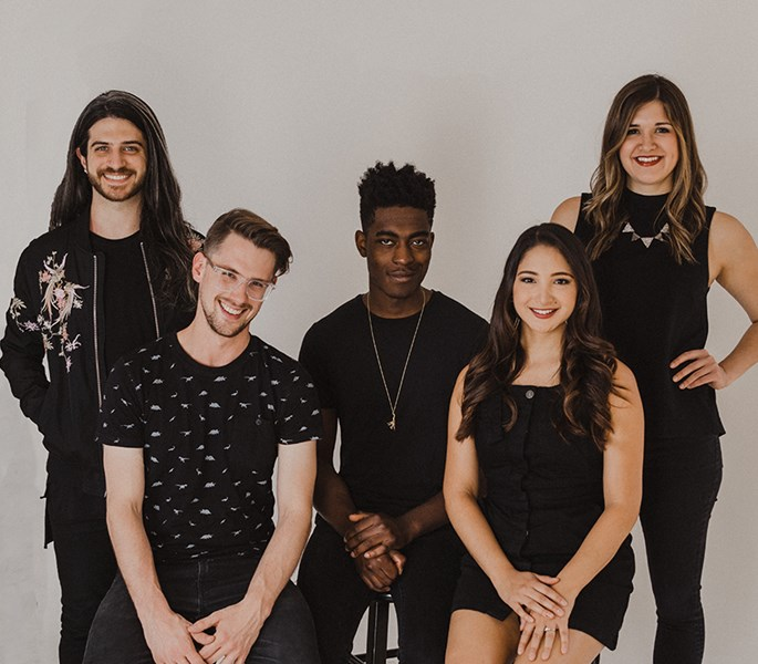 Backtrack Vocals - A Cappella Group - New York City, NY
