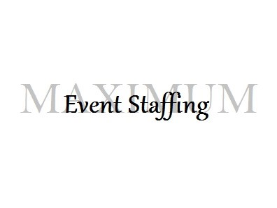 Maximum Event Staffing - Bartender - New York, NY