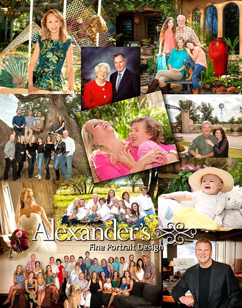 Alexander's Fine Portrait Design - Photographer - Houston, TX