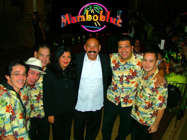 MAMBO BLUE LATIN BAND NEW YORK - Salsa Band - New York City, NY