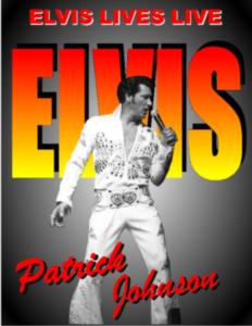 Patrick Johnson - Elvis Impersonator - Buffalo, NY
