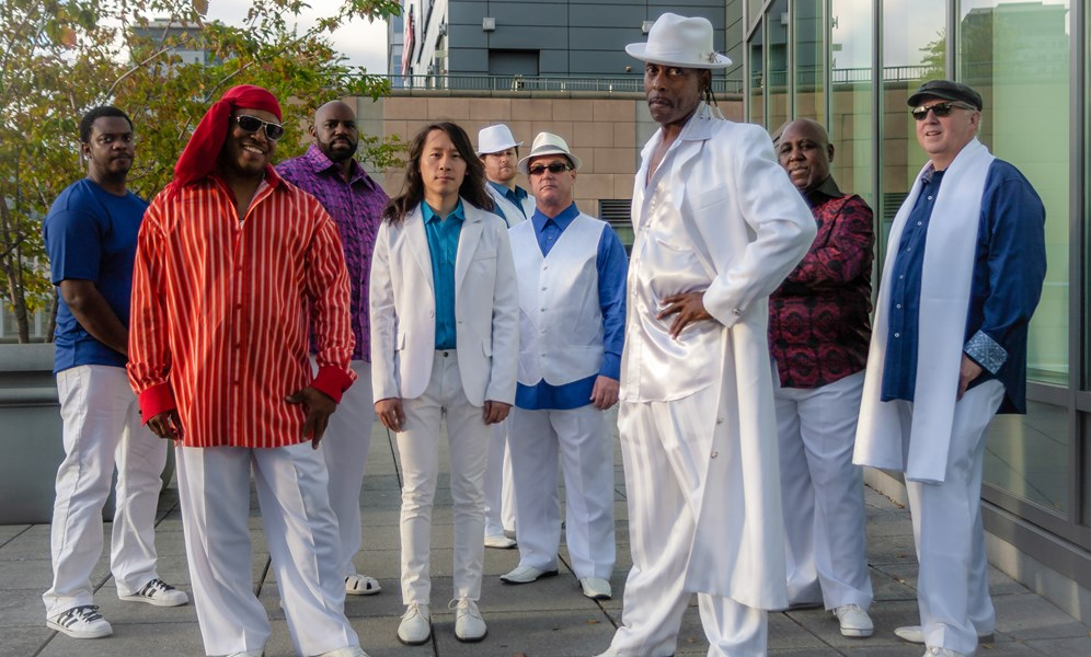 Kalimba (EWF Tribute) - R&B Band - Federal Way, WA