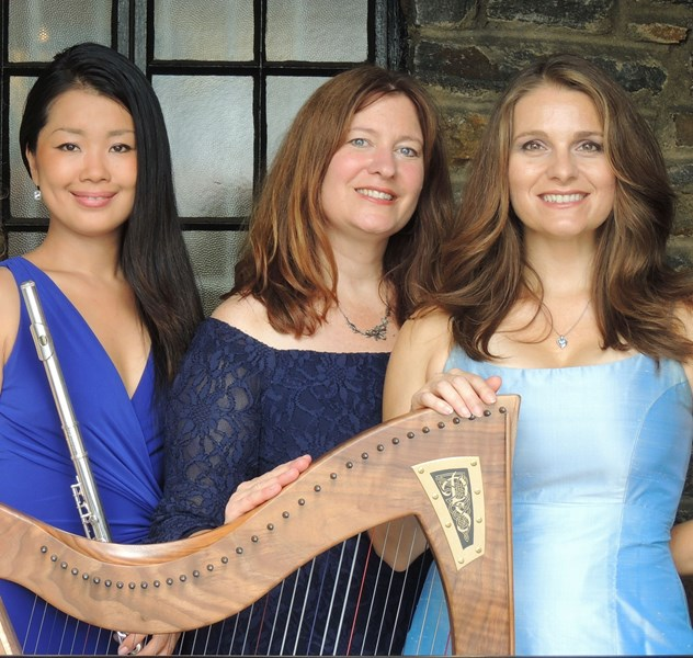 Sapphire Ensemble - Classical Harpist - New York City, NY