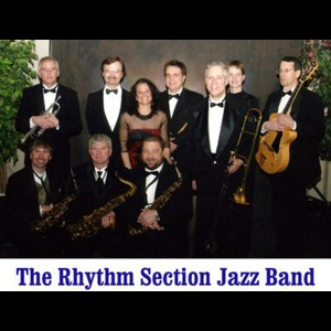 Cadillac Big Band | Paul Sherwood & The Rhythm Section Jazz Band
