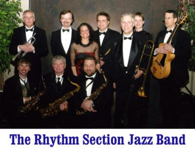 Paul Sherwood & The Rhythm Section Jazz Band | Grand Rapids, MI | Swing Band | Photo #1