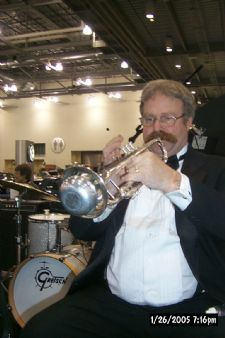 Paul Sherwood & The Rhythm Section Jazz Band | Grand Rapids, MI | Swing Band | Photo #4
