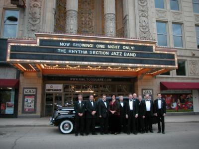 Paul Sherwood & The Rhythm Section Jazz Band | Grand Rapids, MI | Swing Band | Photo #15