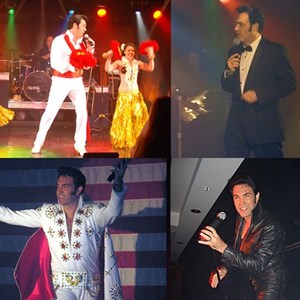 Clarkston, MI Elvis Impersonator | Ron Short