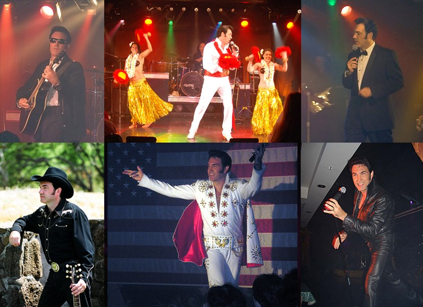 Ron Short - Elvis Impersonator - Clarkston, MI