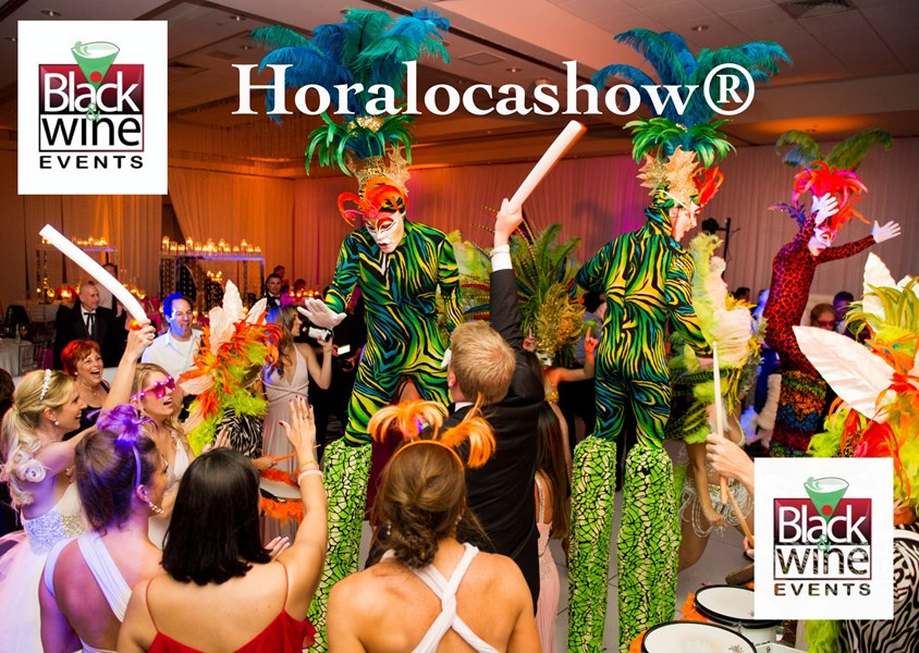 Hora Loca Show - Dance Group - Miami, FL